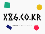x86.co.kr logo